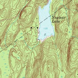 Nuclear Lake map