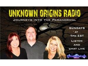 Unknown Origins Radio BPS-
