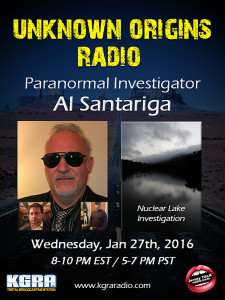 Uknown Origins Radio w MeNbill012716
