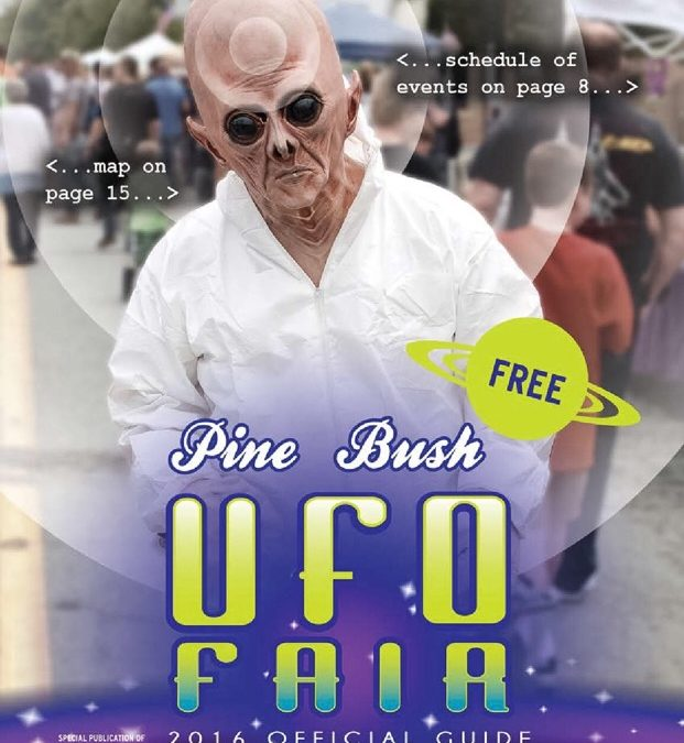 Pine Bush UFO Fair 2016 official guide