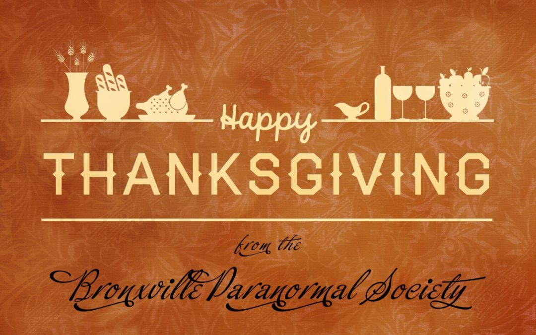 Happy Thanksgiving from BPS